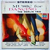 The Merlin Trio - Music For Dancing (1966) (Christian Montone) Tags: vintage records sleeve albumcovers graphics vintagegraphics lp albumcover record 1960s 60s