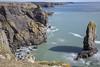 Stack Rocks (Newdawn images) Tags: stackrock rockstacks stacks ruggedcoast coast seaside sea rock pembrokeshire southwales wales canoneos5dmarkiii canonef24105mmf4lisusm strata