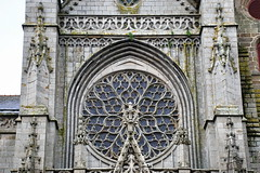Saint-Léonard church (Yuri Rapoport) Tags: church saintléonardchurch 2015 fougères illeetvilaine bretagne brittany france