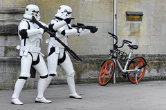 UK - Oxford - Comic Con 2018 - Stormtroopers 03_DSC1323 (Darrell Godliman) Tags: ukoxfordcomiccon2018stormtroopers03dsc1323 bike stormtrooper stormtroopers starwars ukgarrison 501stukgarrison scifi sciencefiction cosplay cosplayer costume oxcon2018 oxfordcomiccon examinationschools oxford oxfordshire oxon ©dgodliman darrellgodliman wwwdgphotoscouk dgphotos allrightsreserved copyright travel tourism europe eu britishisles unitedkingdom uk greatbritain gb britain england omot flickrelite instantfave nikond7200 nikon d7200