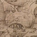 BRUEGEL Pieter I,1557 - Superbia, l'Orgueil-detail 31 (Custodia)