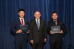 NJ Delegates from the U.S. Senate Youth Program