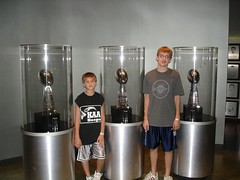 The Lombardi Trophies (betzster) Tags: vacation packers greenbay