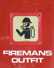 Firemans Outfit - by Peter