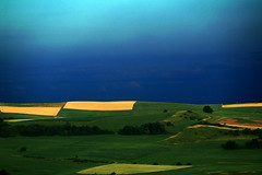 Hegau Landscape (Matthias Hilf) Tags: blue summer sky ex nature field germany landscape deutschland photography bravo europe minolta natur felder wiesen sigma apo f 28 dynax landschaft konstanz dg 70200mm badenwrttemberg badenwuerttemberg lichtspiel sddeutschland engen hsm hegau welschingen 5favlandscapes 30faves30comments300views aplusphoto