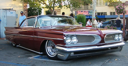 Pontiac Bonneville - 1959