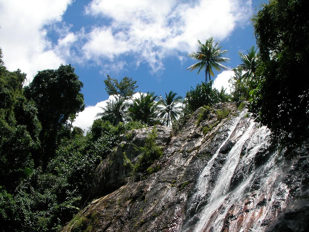 ナムアンの滝1