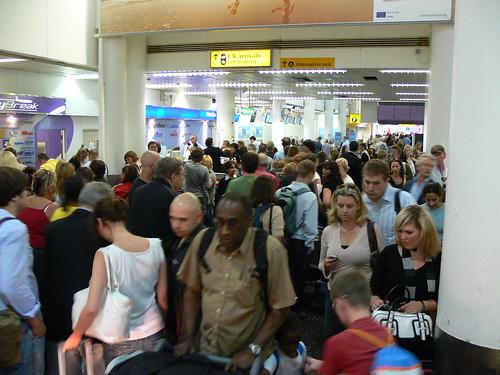 who will get the TSA pat-down?
