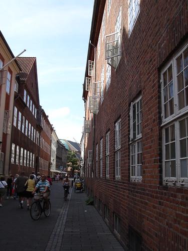 Calles de Copenhague Foto 2