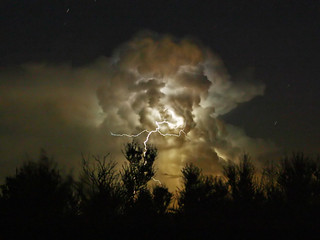 Night Thunderhead animation (Click link to see movie)