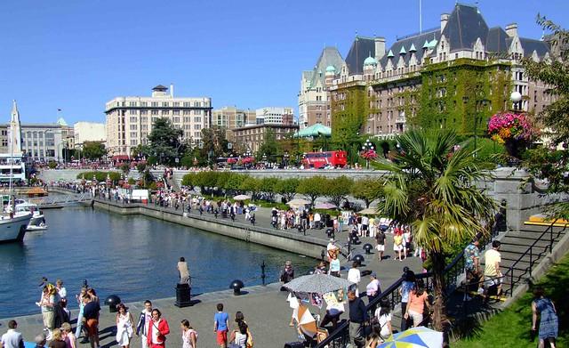 Victoria: Inner Harbour