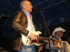 DAVE ALVIN with CHRIS GAFFNEY