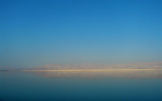 Destinations For Swimmers - The Dead Sea