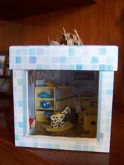 Habitación Jesús 3 (brukita) Tags: miniaturas