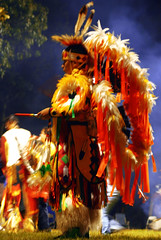 Fancy Youth (eyewashdesign: A. Golden) Tags: nyc boy red orange newyork west color colour grass youth circle golden dance movement colorful child dancers dancing bright native indian smoke contest 2006 dancer move tribal longisland september american fancy western colourful tribe rez laborday reservation indigenous powwow contestant fancydancer compete fancydance competetion shinnecock alane alanegolden northamericanindian eyewashdesign plainsindian fancyyouth