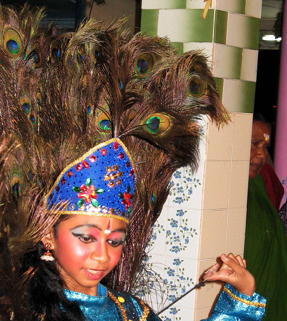 341216724 IMG_5803dance (visithra) Tags: horse photography dance photographer body  folk expression indian peacock dancer