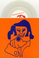 Stereolab: Doubt/Changer - Front (Squid Ink) Tags: stereolab duophonic seveninchsingle