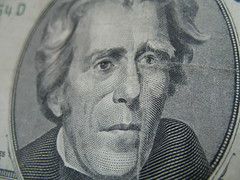 $20 Andy (ecrosstexas) Tags: money dollar andrewjackson americanrevolution currency 20bill trf17751783