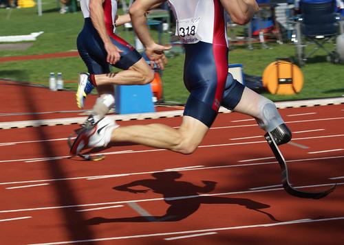 200 mtr sprint