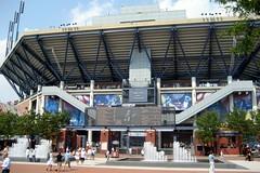 Billie Jean King National Tennis Center - 2006 US Open - Arthur Ashe Stadium