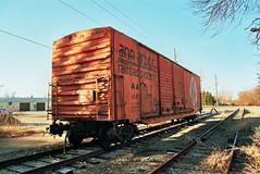AARR Boxcar_2 (Geoff Foster) Tags: railroad saline annarborrailroad