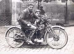 Sidecar anni 30