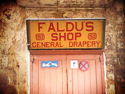 Faldu's Shop, Valletta