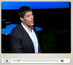 Tony Robbins @ TEDTalks.