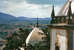 Congonhas (Alê Santos) Tags: city cidade brazil church brasil view artistic expression dome vista soe capela cúpula artisticexpression platinumphoto whbrasil