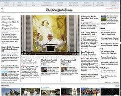 NY Times reader built in WPF