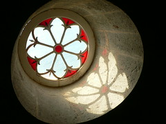 Lighthouse window (Marianne Perdomo) Tags: red sea lighthouse window glass grancanaria faro ventana mar rojo canarias stained explore creativecommons canaryislands vidriera maspalomas safe200