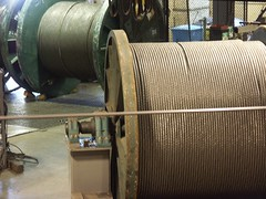 fiber spindles