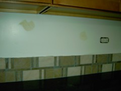 More Unfinished (1) (joelfinkle) Tags: kitchen drywall paint error remodel contractor addition incomplete