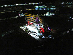 The Rolling Stones, Gillette Stadium. Wednesday 9:36 pm 9/20/06