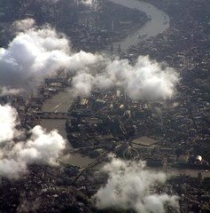 central london from the sky (silyld) Tags: city uk bridge england urban london tower beautiful westminster thames clouds towerbridge plane river airplane flying eurostar tate bridges trafalgarsquare londoneye parliament millenium aeroplane aerial fromabove nationalgallery tatemodern waterloo milleniumbridge topv blackfriars boeing ryanair airborne riverthames charingcross aerialphotography fromtheair imax westminsterbridge blackfriarsbridge londonaquarium lo