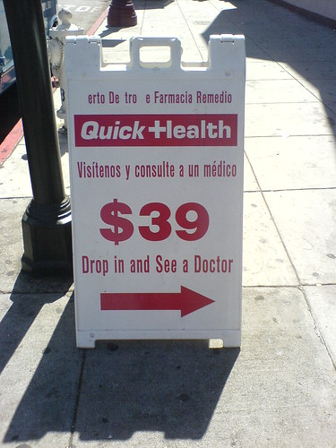 Quick +Health?