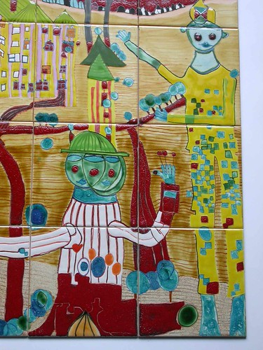 Pormenor Hundertwasser (by Loca....)