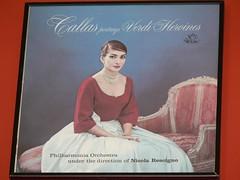 La Callas (A2ZMpls) Tags: la opera maria album record callas divina soprano verdi heroines mariacallas giuseppi ladivina