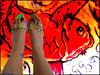 piedi e tattoo