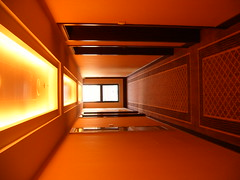 Interior Corridors (dominicandjane) Tags: apartments elite