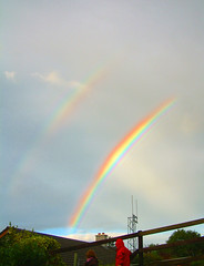 double and supernumerary rainbows (silyld) Tags: blue ireland red orange green rain yellow tag3 taggedout rainbow tag2 tag1 cork violet indigo doublerainbow corcaigh supernumerary 100f interestingness6 100faves alexandersband supernumeraryrainbow abigfave alexanderband