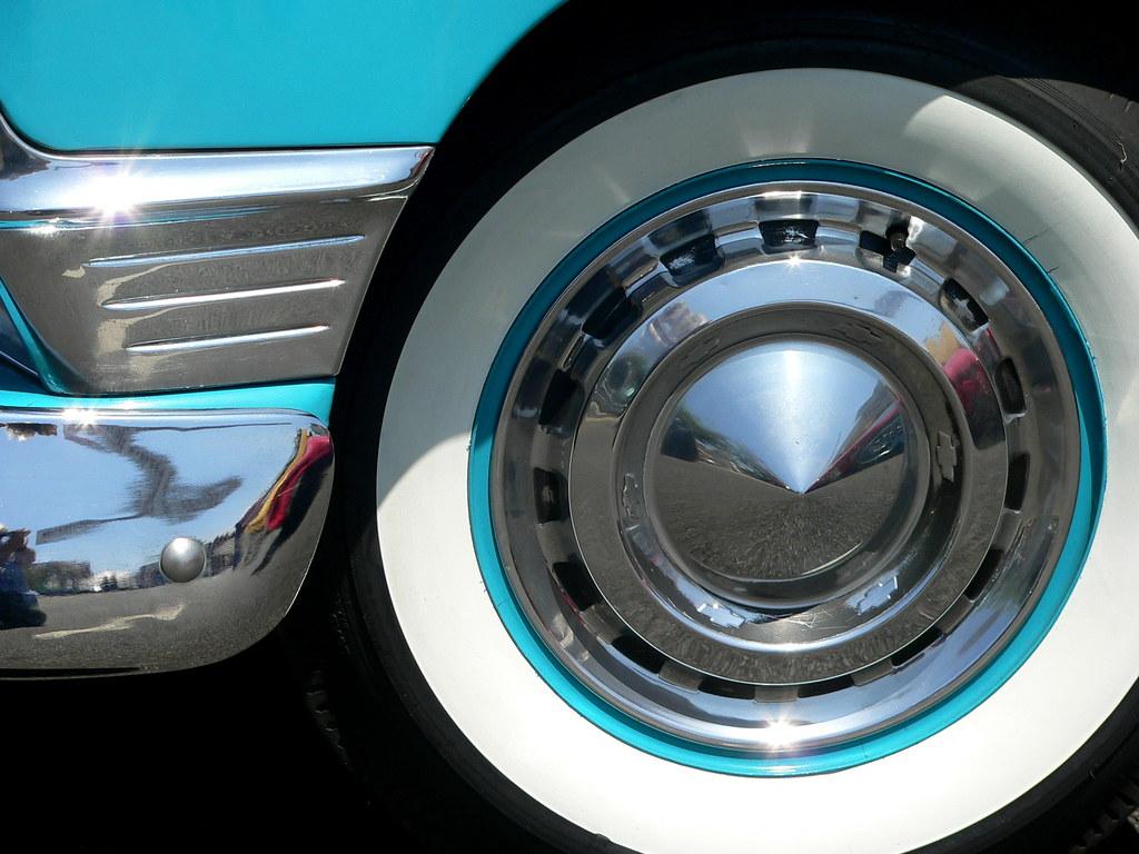 Classic Car Show - El Segundo, CA USA