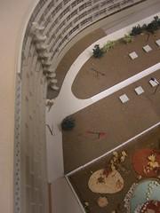 Model (Aerial) (Roo Waters) Tags: paris france detail building architecture model europe modernism 2006 unesco casio exilim brutalism brutalist marcelbreuer exz850 pierluiginervi apwaters copyrightc2006andrewpwatersallrightsreserved