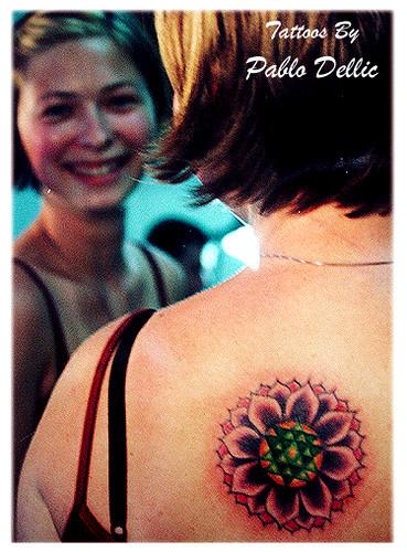 Tatuagem de Mandala Tattoo