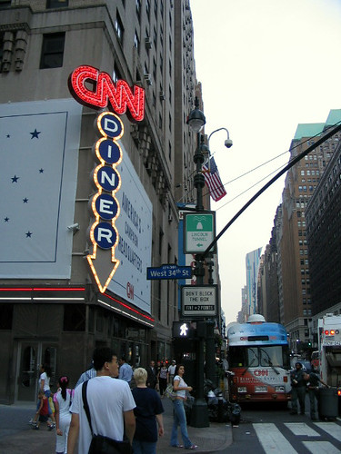 CNN Diner & Election Express