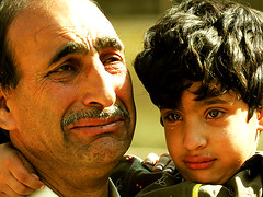 A Father's Agony (Edge of Space) Tags: pakistan boy male men pain earthquake tears dad father agony son expressive pakistani kashmir cry emotions kashmiri postearthquake earthquake05