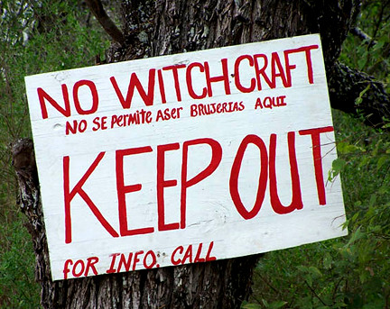 No Witches Allowed