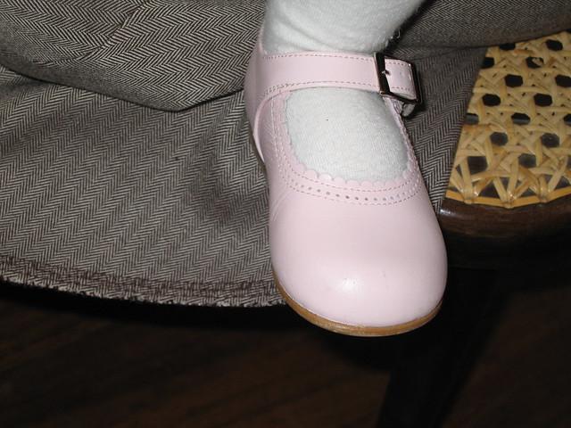 Cinderella goes pink