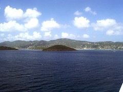 Arriving in St. Thomas