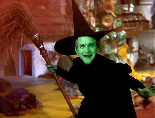 The Wicked Witch of the West Wing
